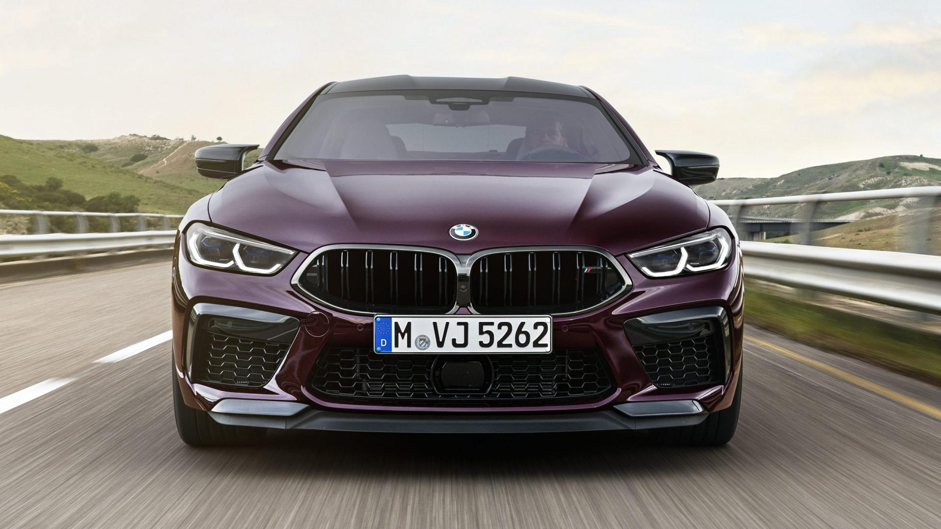 BMW M8 Gran Coupe 2019