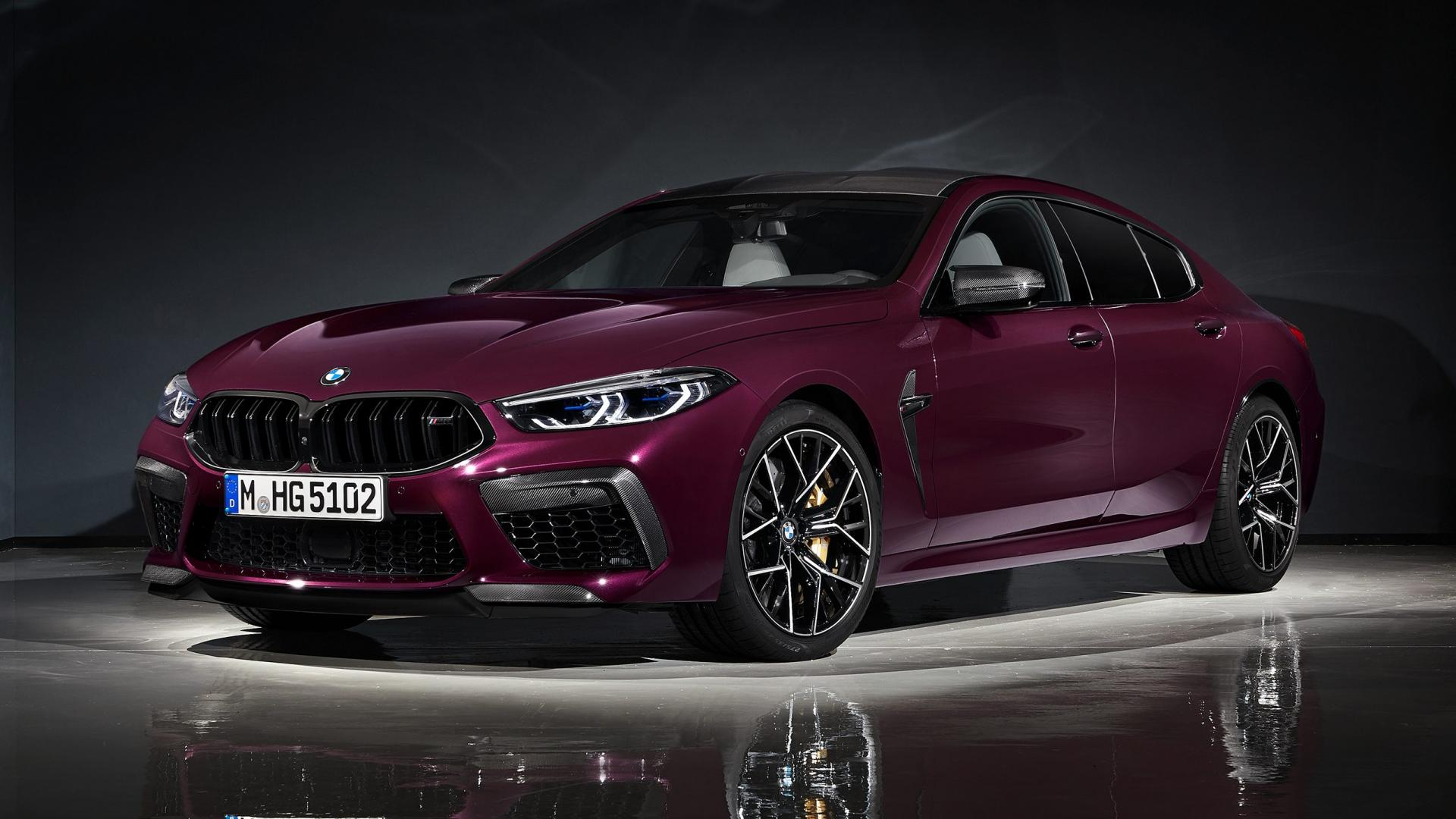 BMW M8 Gran Coupe 2019 Studio