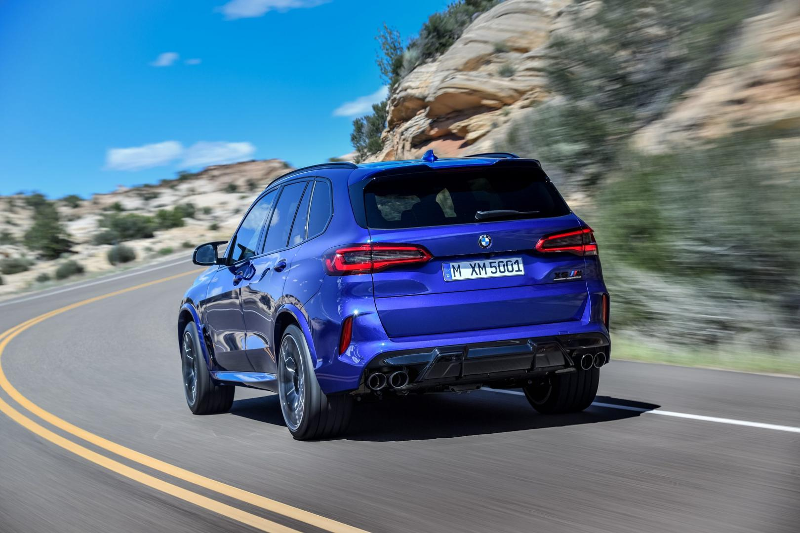 BMW X5 M Competition 2019