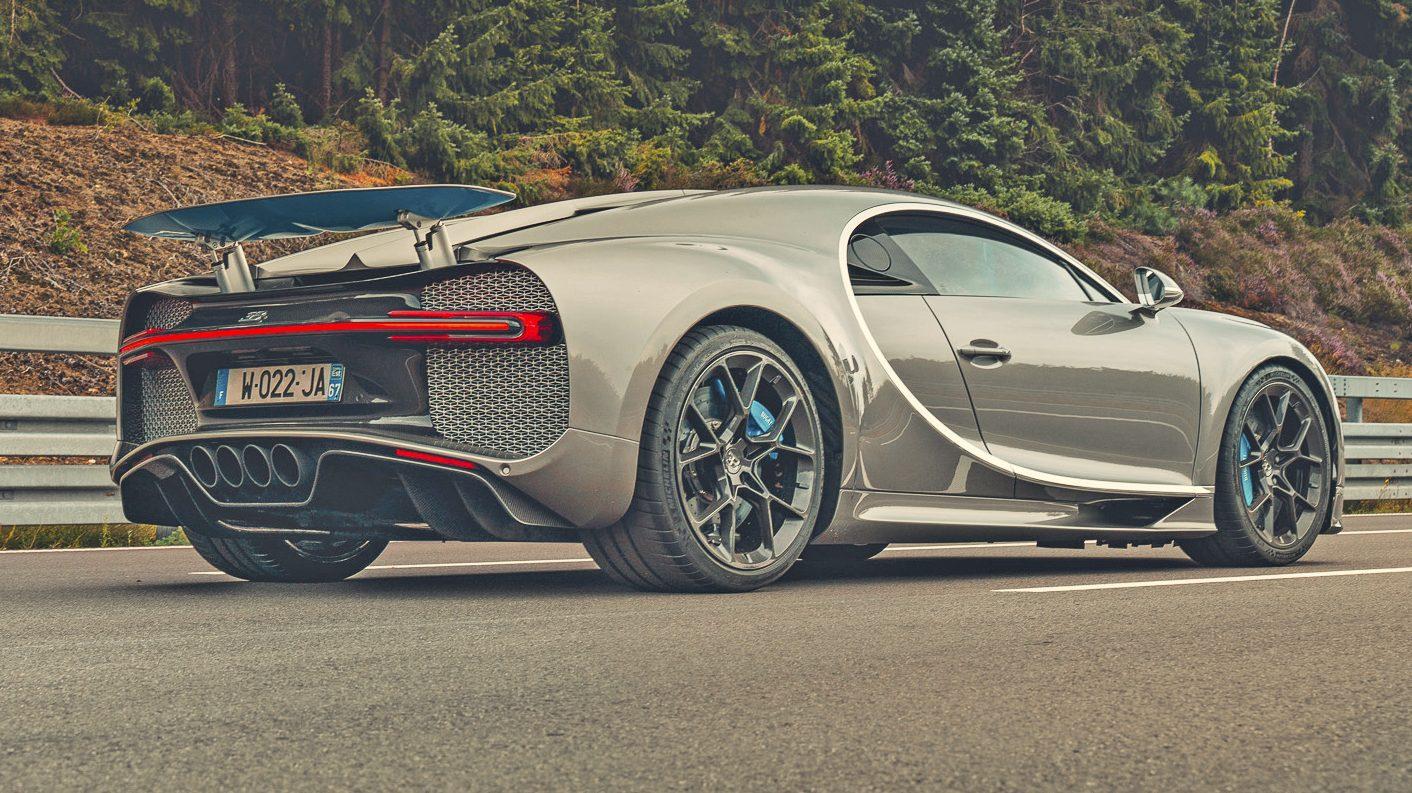 Bugatti Chiron Sport 3 4 achter