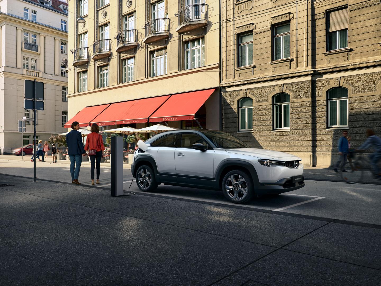 Elektrische Mazda CX-30