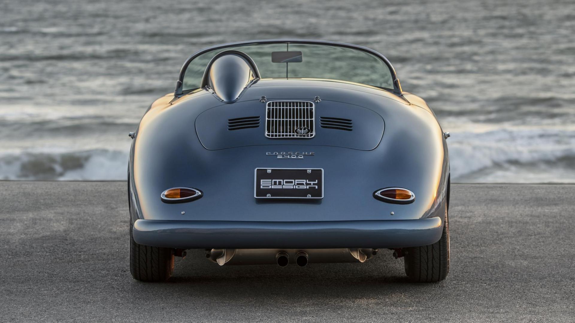 Emory Motorsport Porsche 356 Speedster