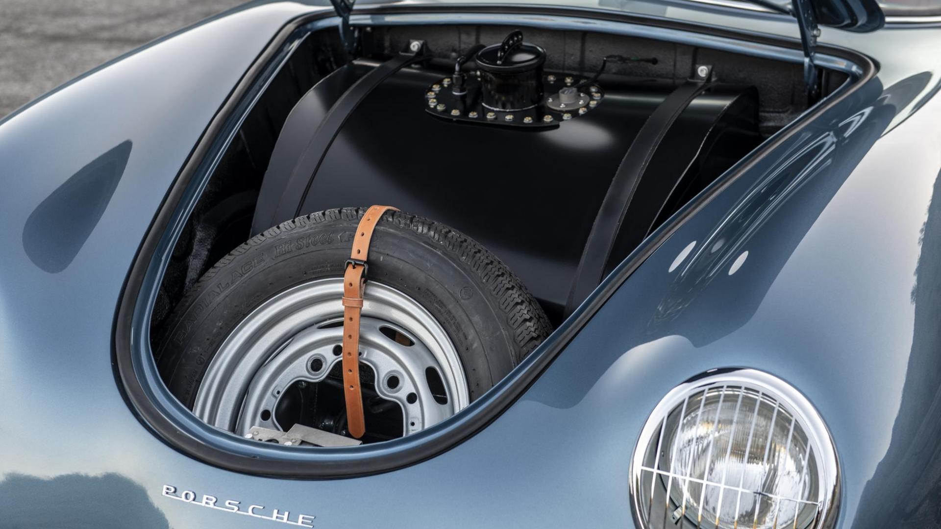 reservewiel Emory Motorsport Porsche 356 Speedster