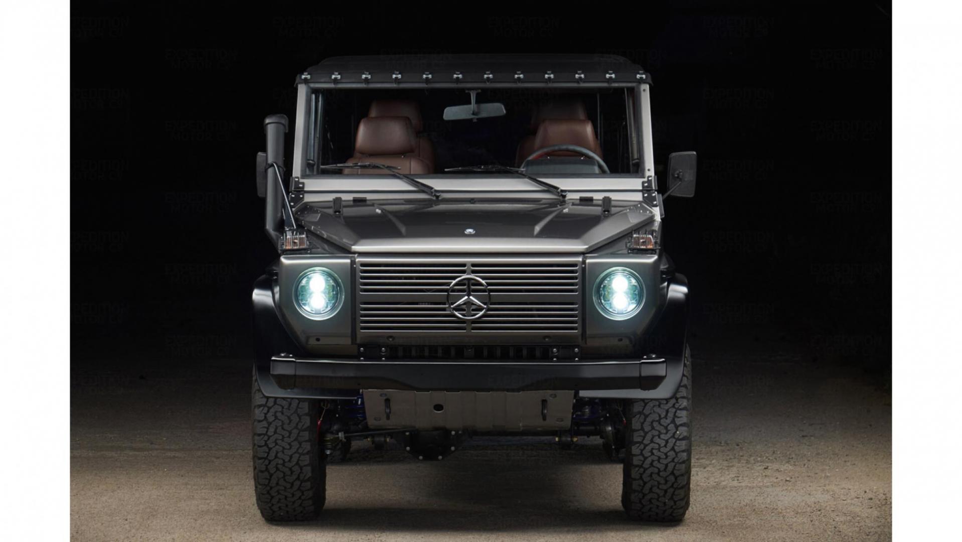 Mercedes 250GD