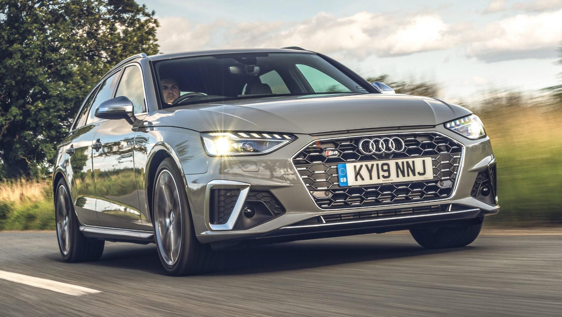 Audi S4 Avant 3.0 TDI Quattro 3 4 voor rijder