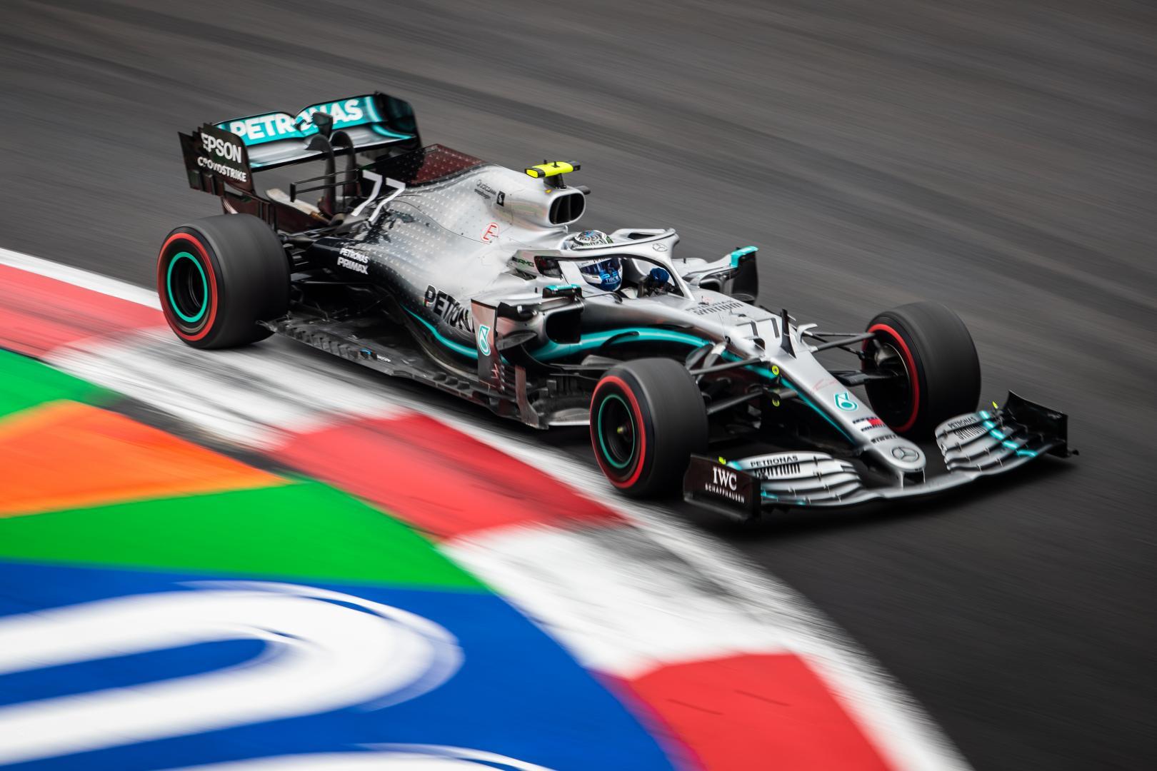 Uitslag van de GP van Mexico 2019