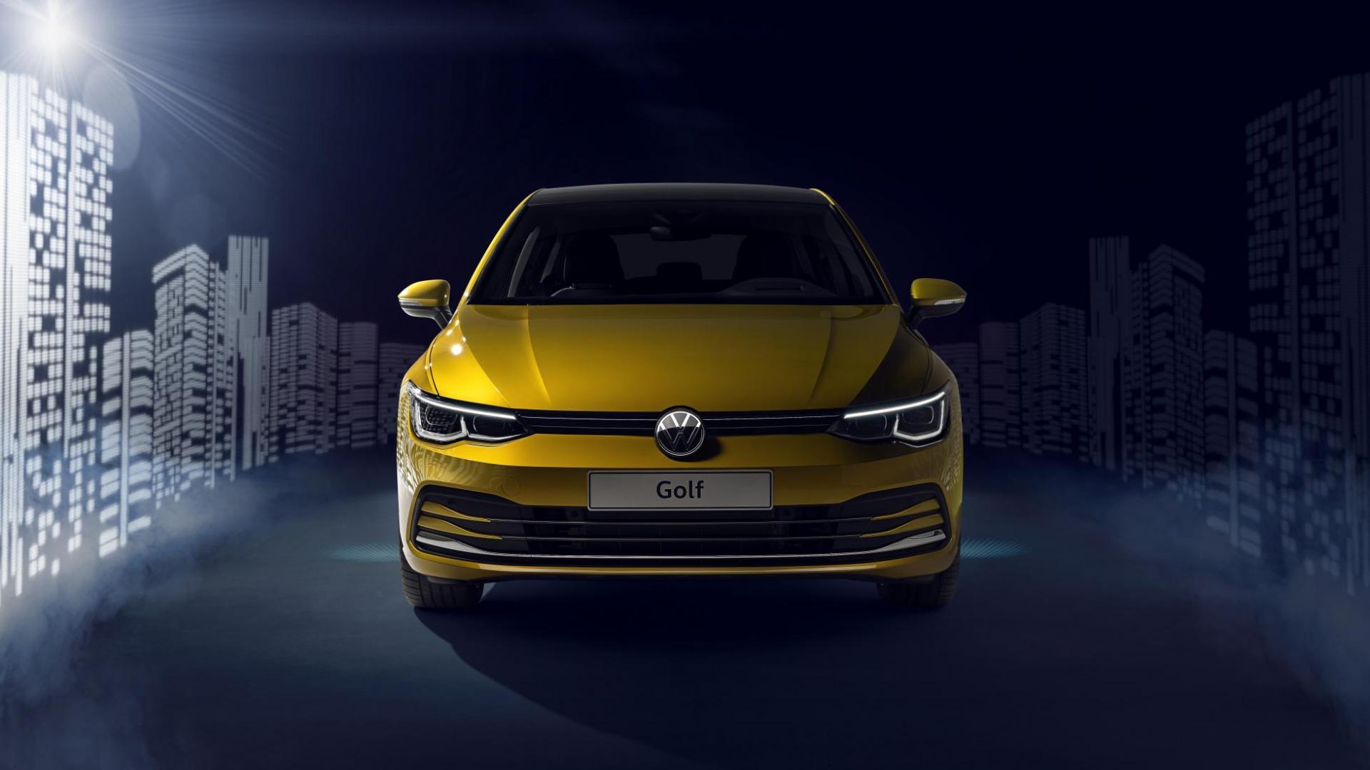 Volkswagen Golf 8 voorkant