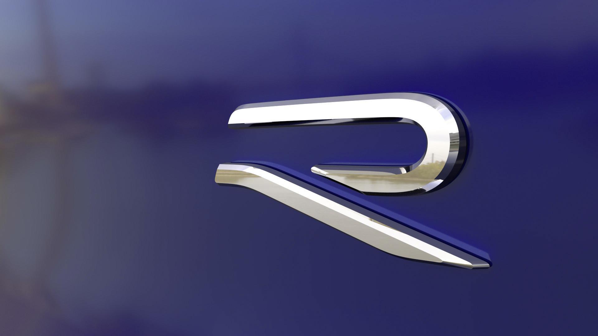 Volkswagen R-logo 2019