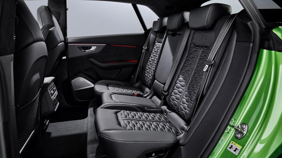 Audi RS Q8 achterbank