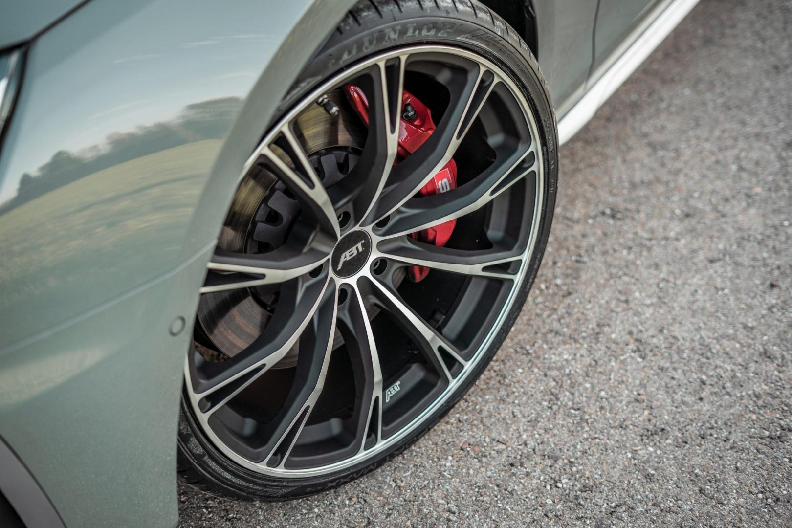 Abt Audi S4 detail velg