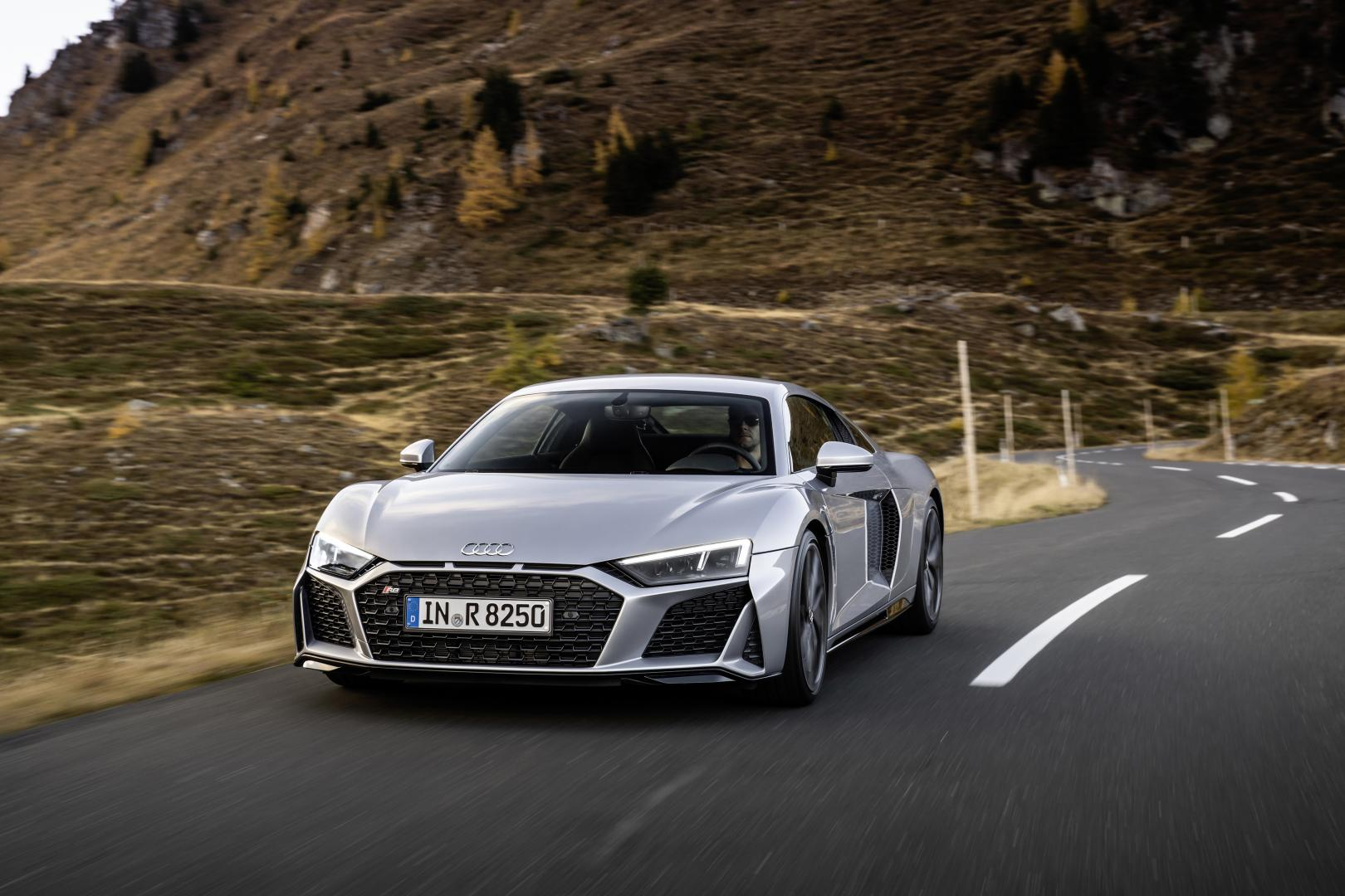 Audi R8 RWD Coupe