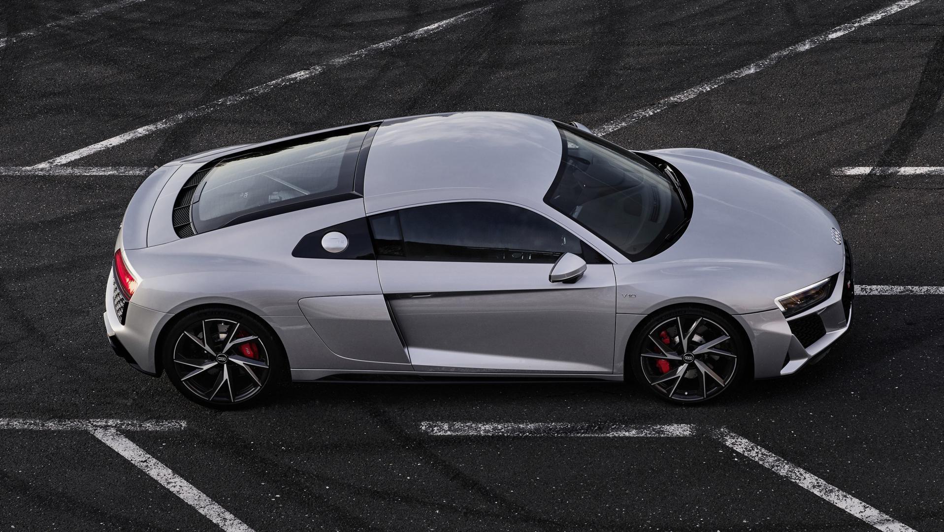 Audi R8 RWD