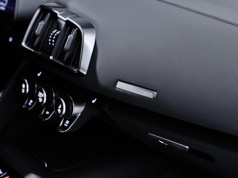 Audi R8 RWD Coupe interieur