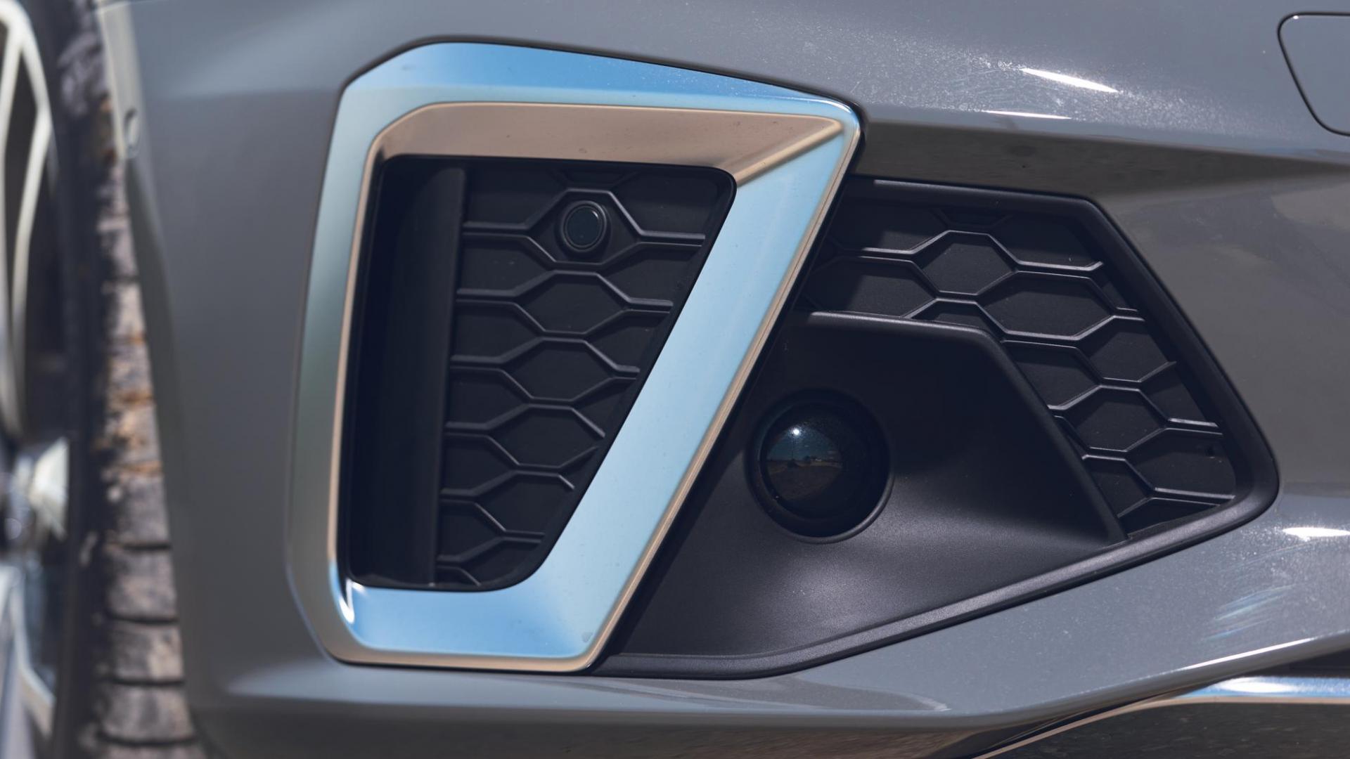 Audi S4 Avant 3.0 TDI Quattro detail voorbumper