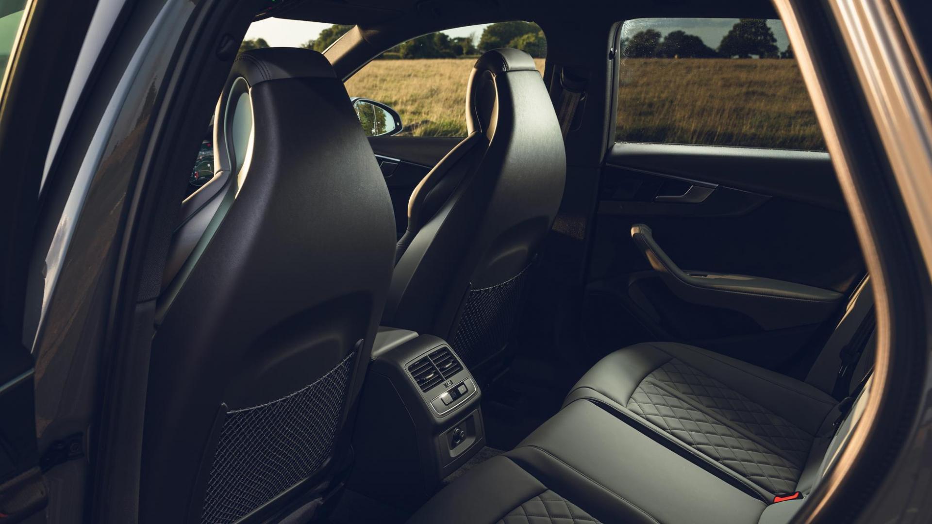 Audi S4 Avant 3.0 TDI Quattro interieur achter