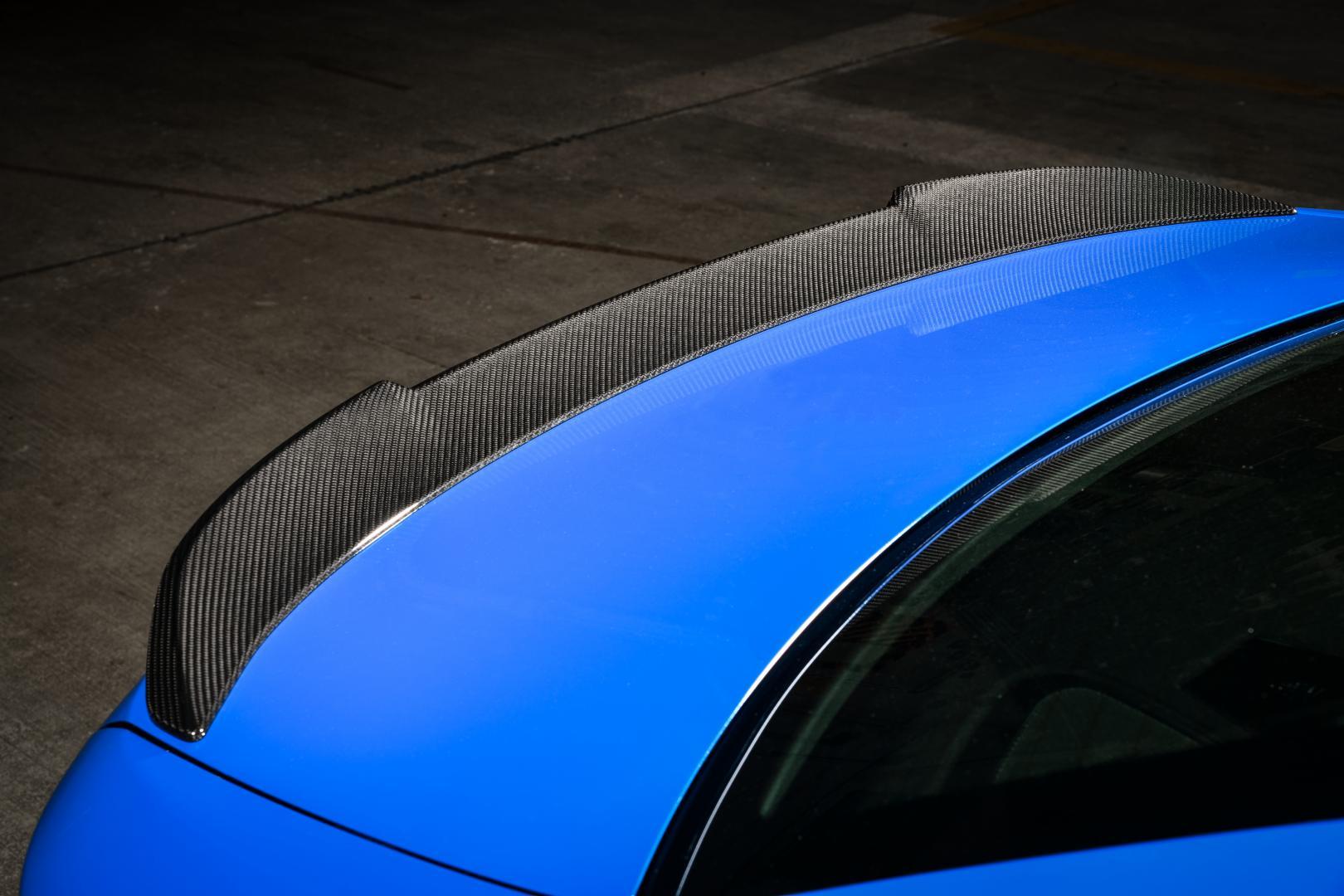 BMW M2 CS spoiler koolstofvezel