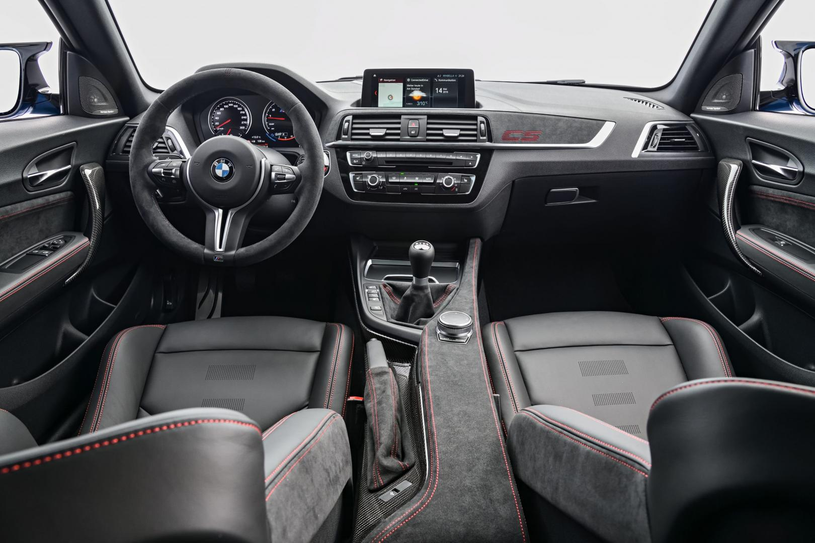 BMW M2 CS interieur