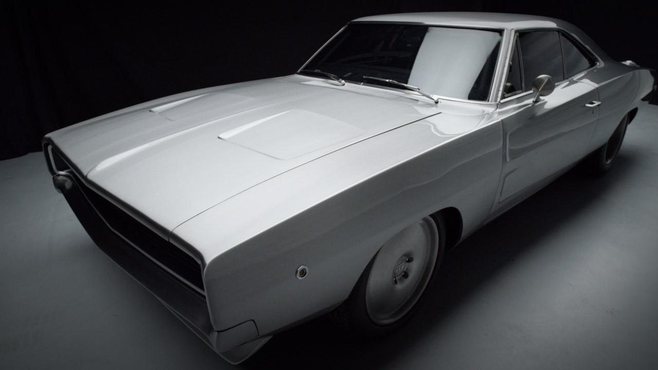Dodge Charger Maximus 3 4 voor