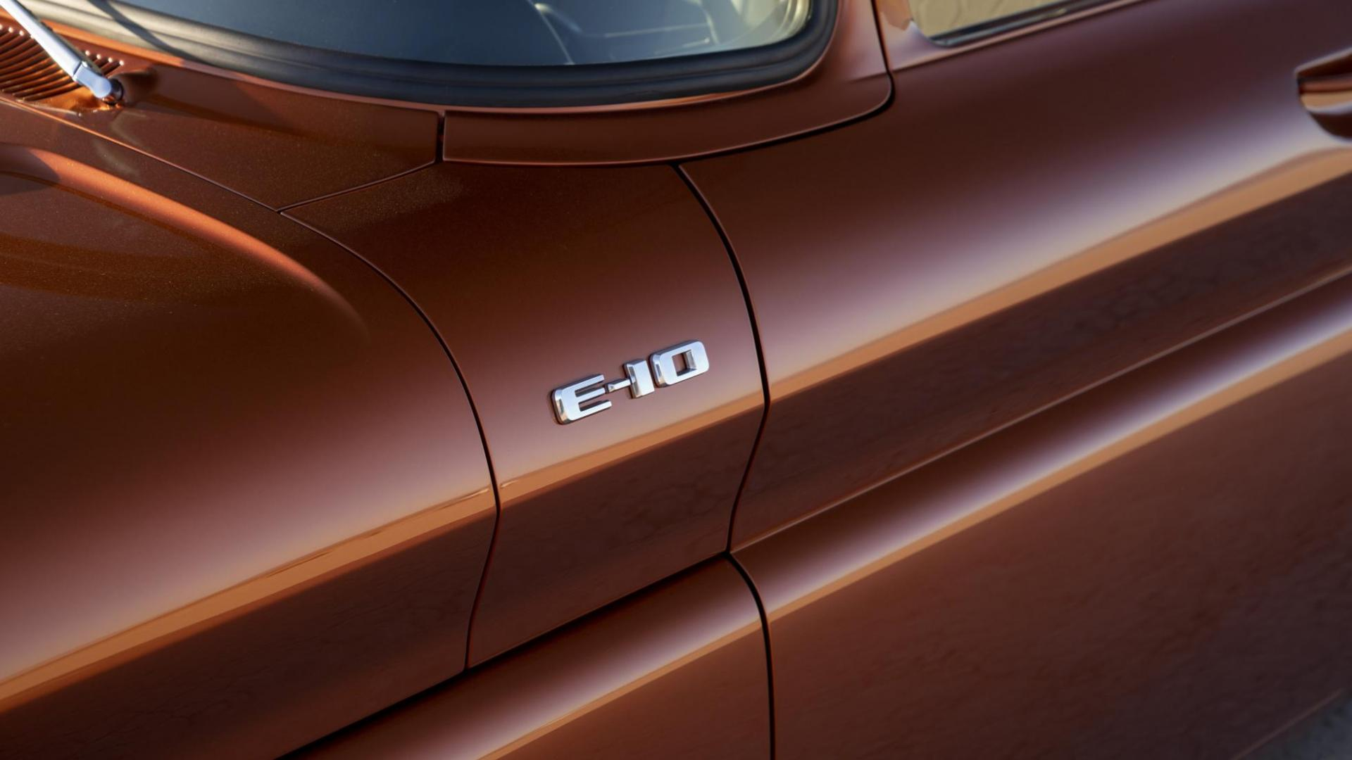 E-10 Concept van Chevy
