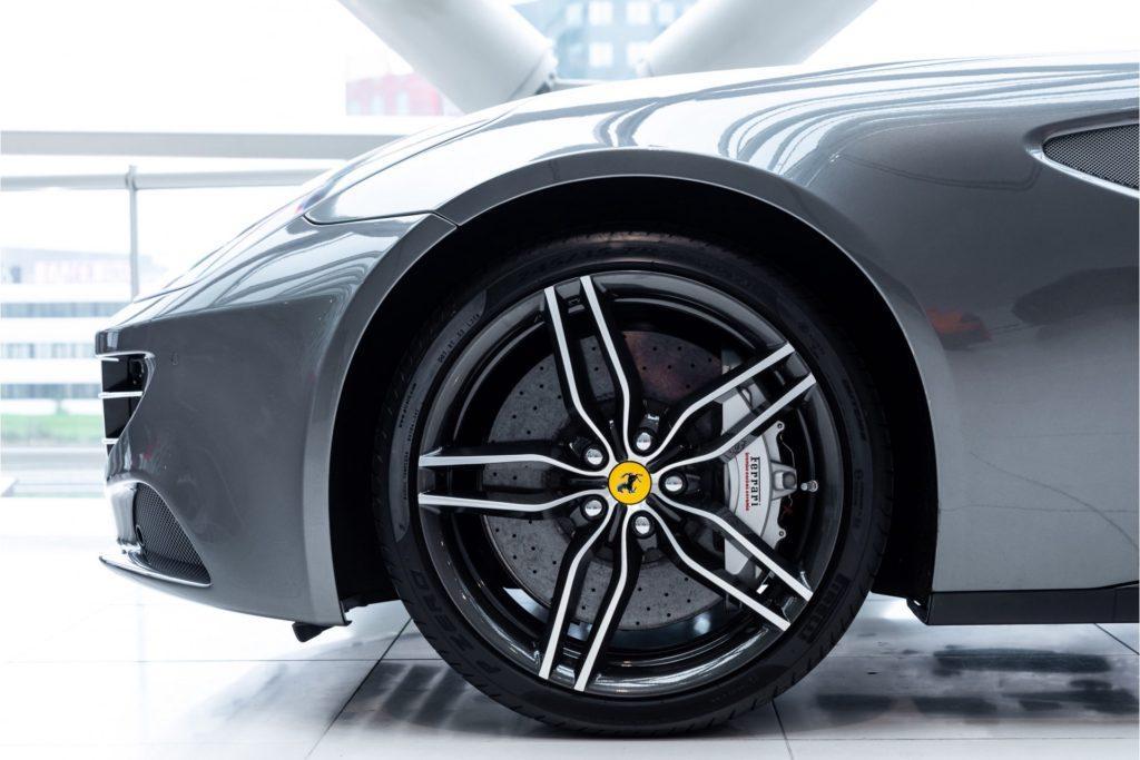 Ferrari FF Louwman Exclusive detail wiel