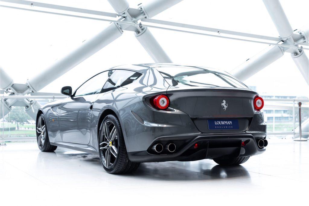 Ferrari FF Louwman Exclusive drie kwart achter