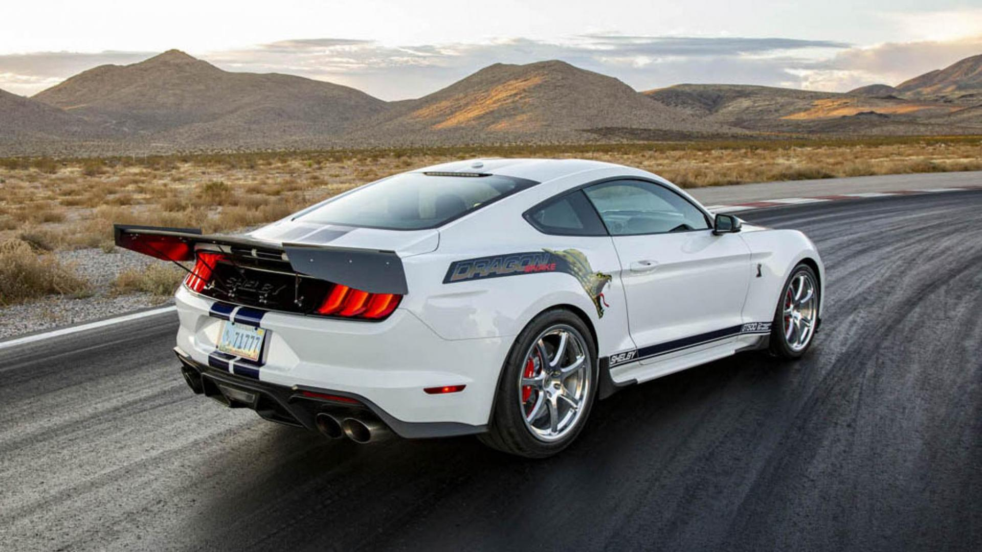Shebly Ford Mustang GT500 Dragon Snake