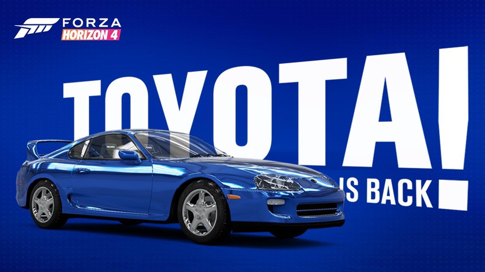 Toyota's terugkeer