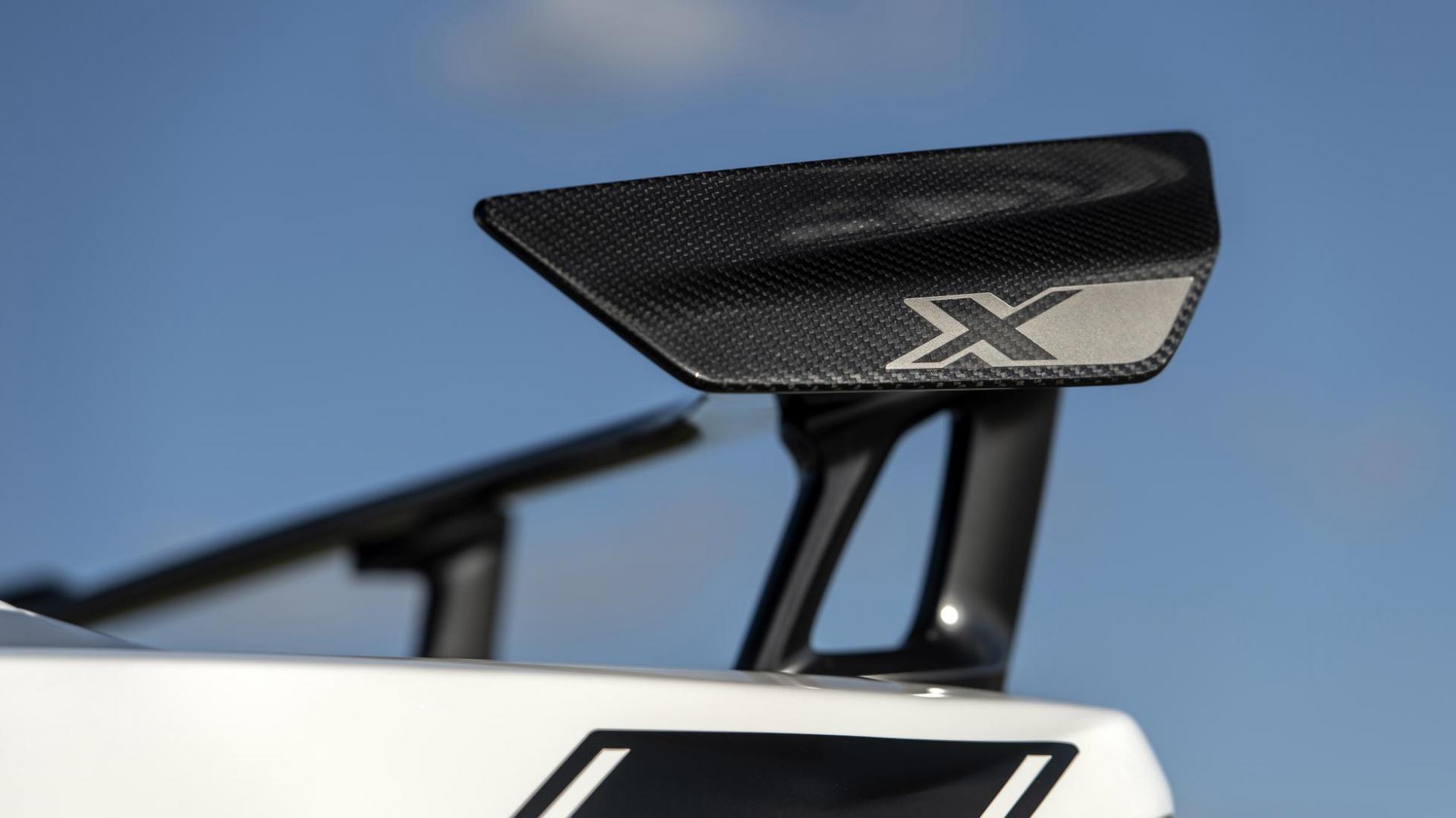 Hennessey Chevrolet Camaro Resurrection detail spoiler zoomed