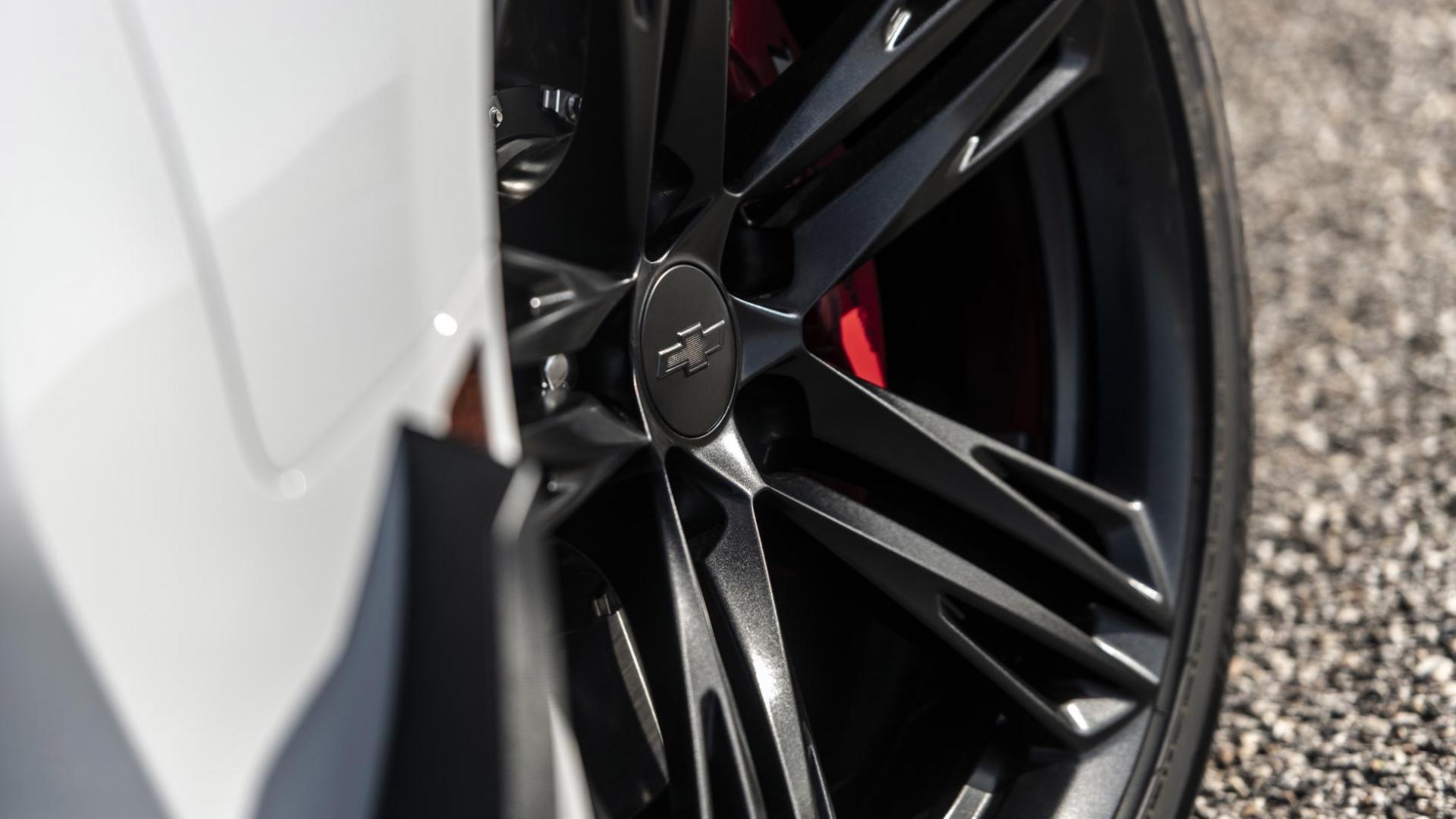 Hennessey Chevrolet Camaro Resurrection detail velg