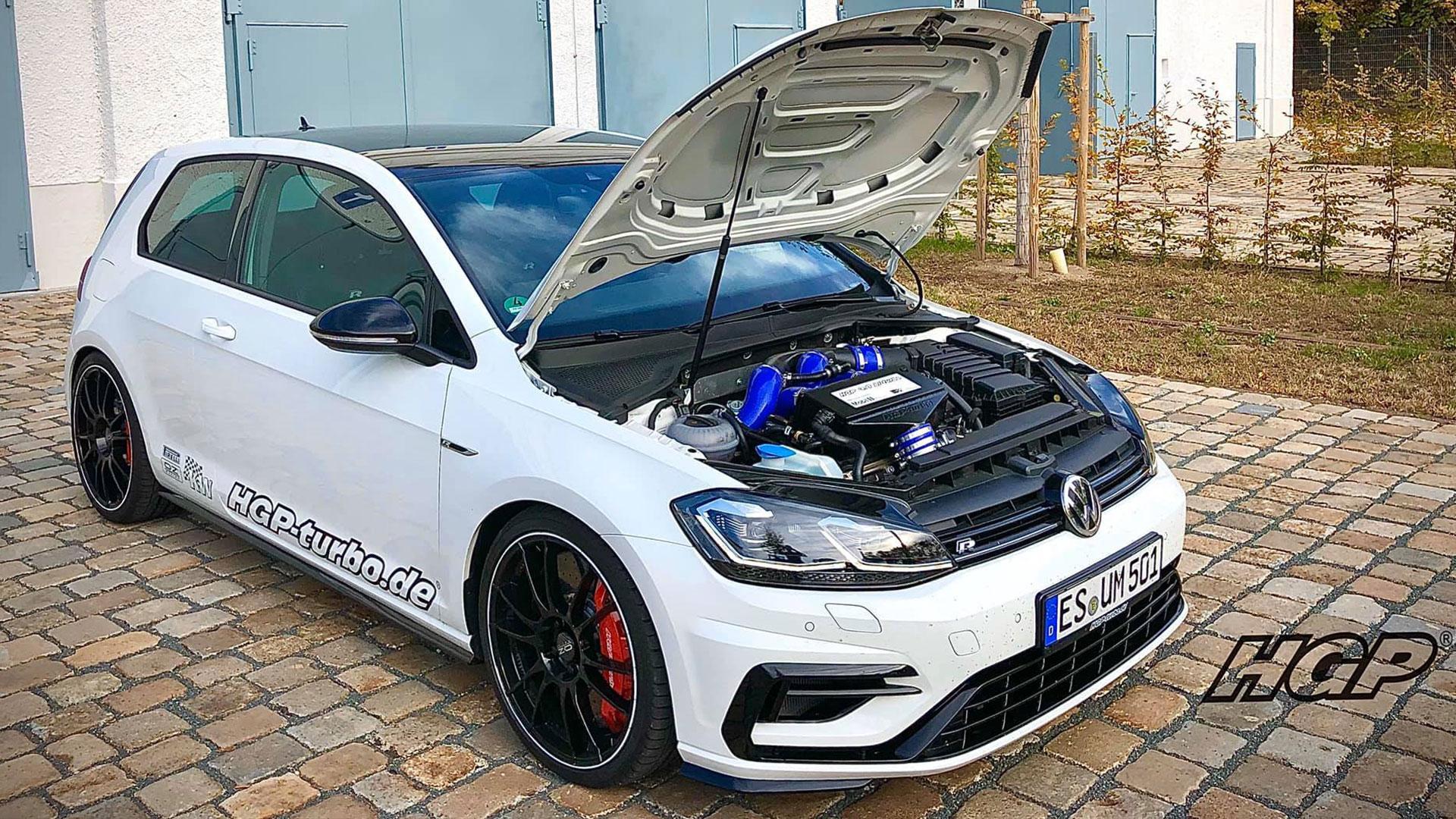 HGP VW Golf R 7 met 780 pk