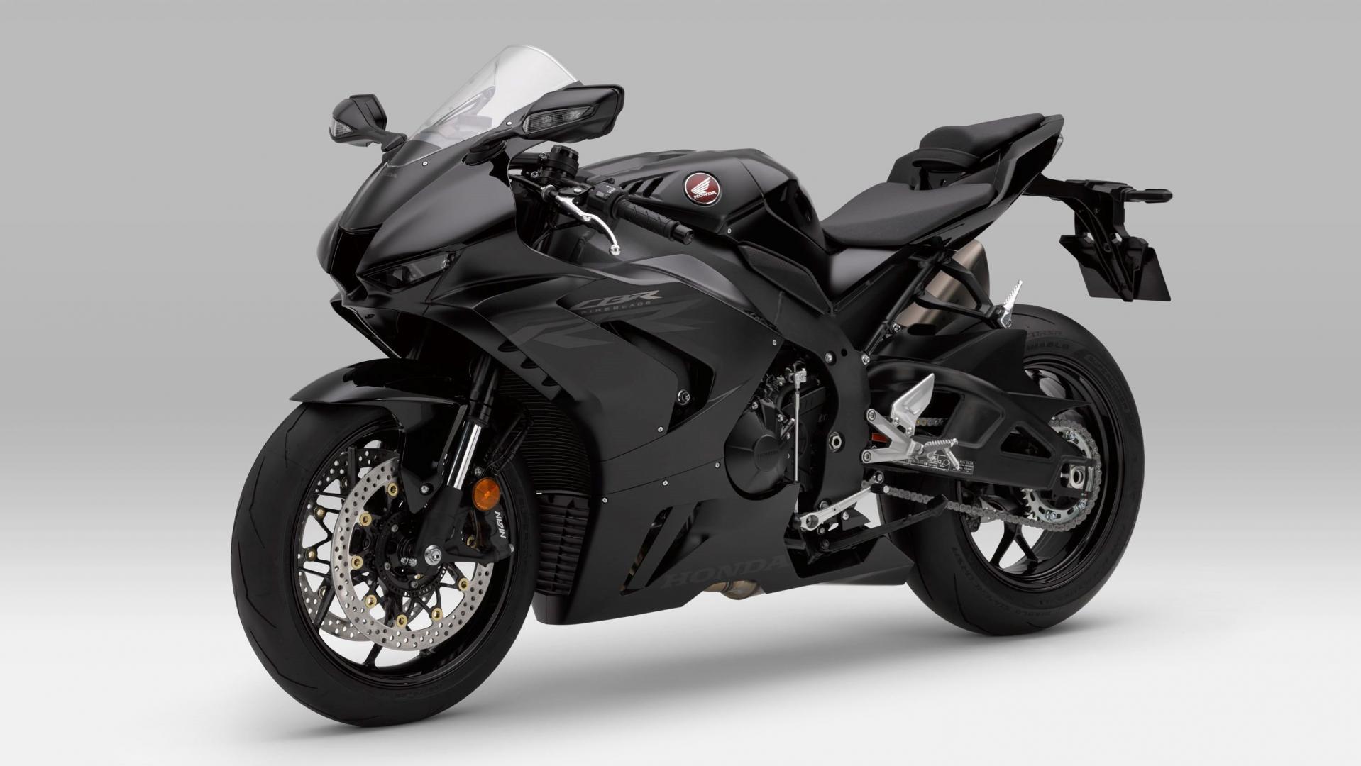 Honda CBR1000RR-R Fireblade zwart