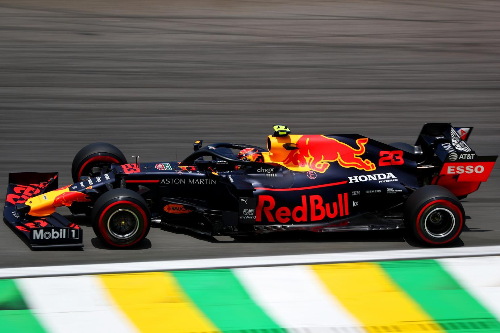 Kwalificatie van de GP van Brazilië 2019