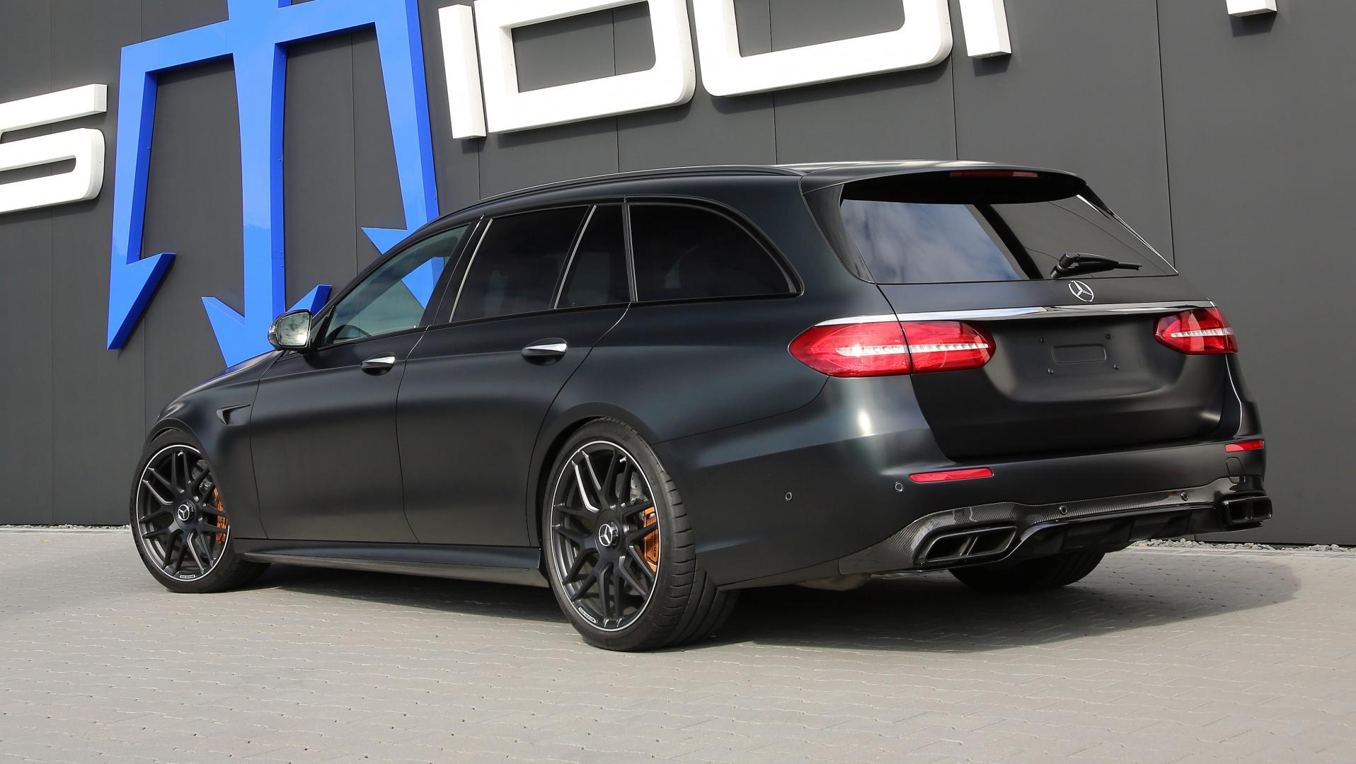 Mercedes AMG Posaidon E63 RS830 linksachter