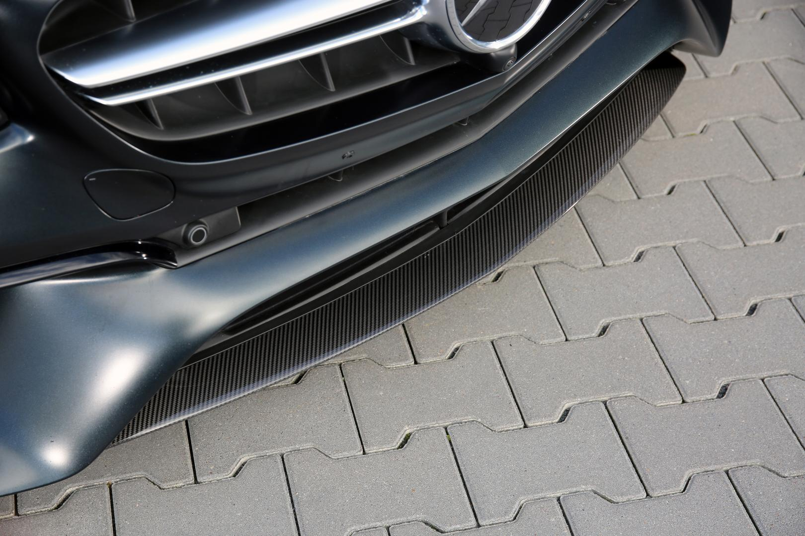 Mercedes AMG Posaidon E63 RS830 detail voorbumper
