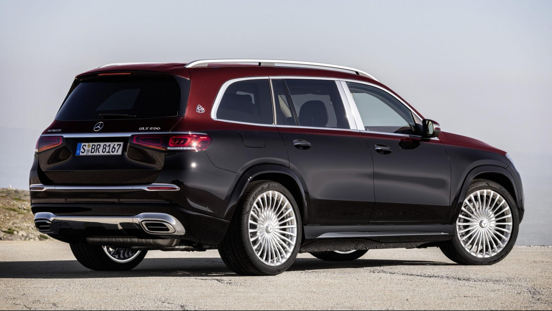 Mercedes-Maybach GLS 600 V8