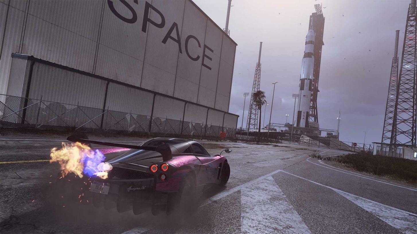 Need for Speed Heat Pagani Huayra