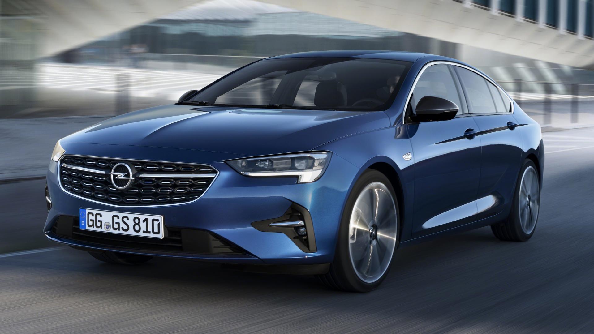 Opel Insignia-facelift