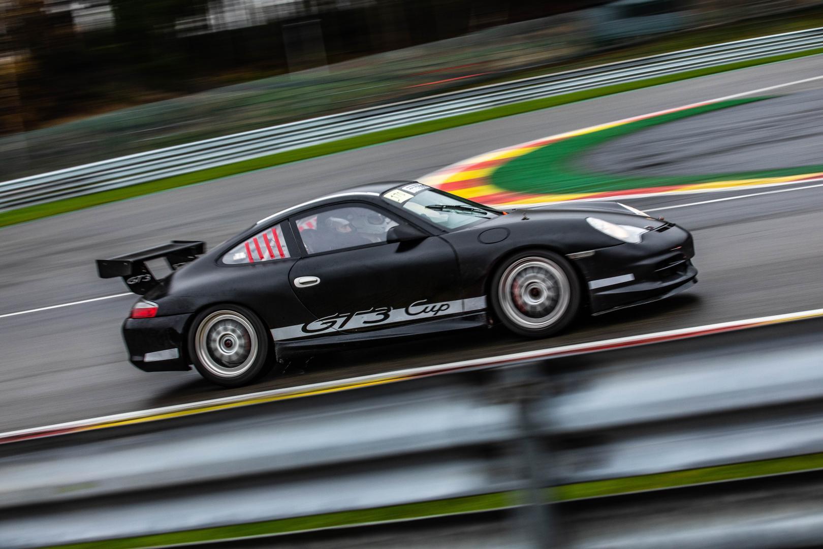 Porsche GT3 Cup Paul Vlasblom zij