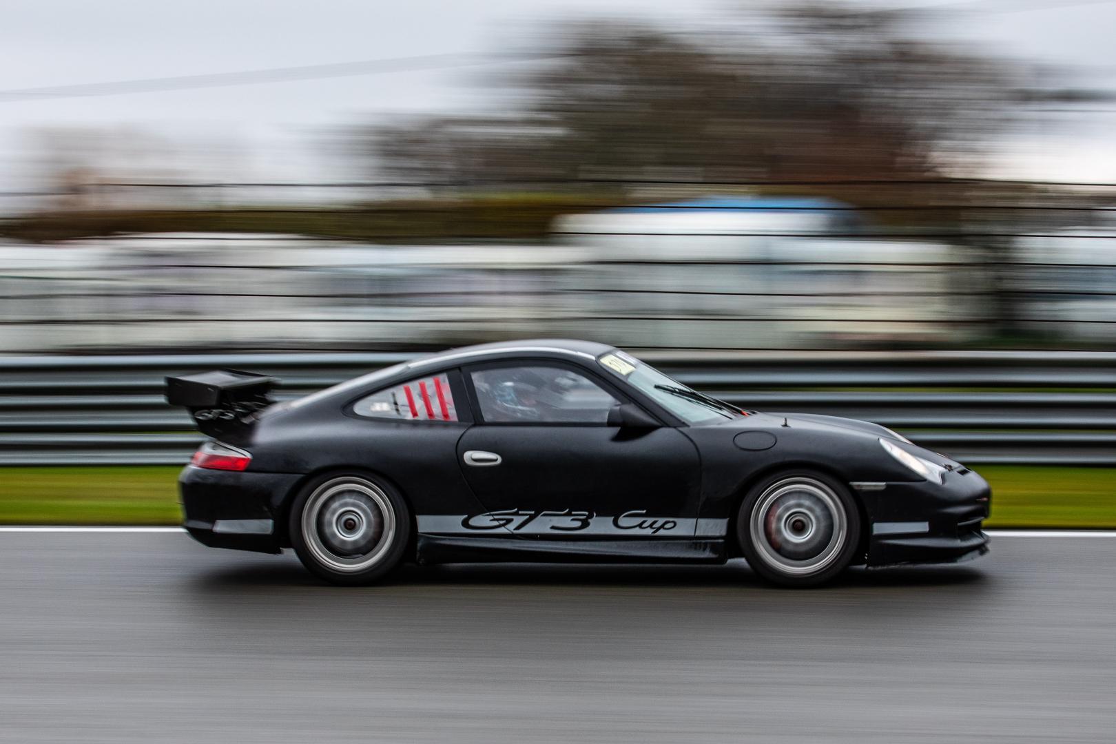 Porsche GT3 Cup Paul Vlasblom recht stuk