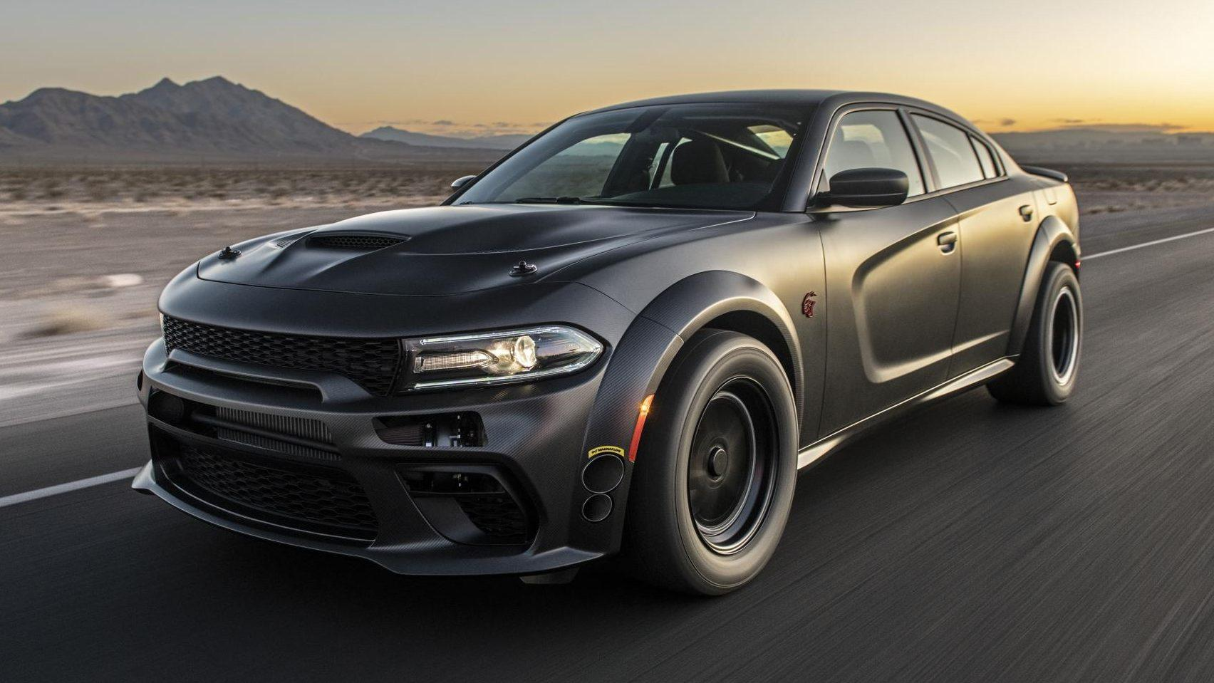 SpeedKore Dodge Charger AWD