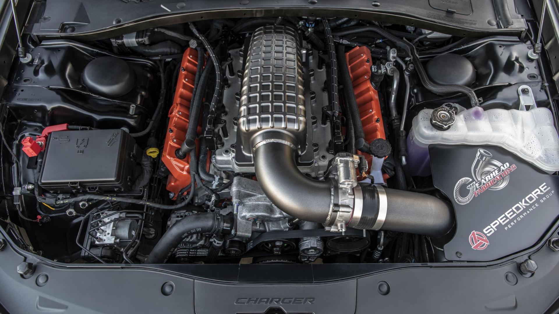 SpeedKore Dodge Charger AWD biturbo v8