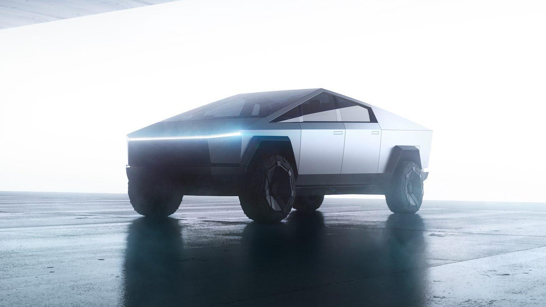 Tesla Cybertruck 2020 3 4 voor