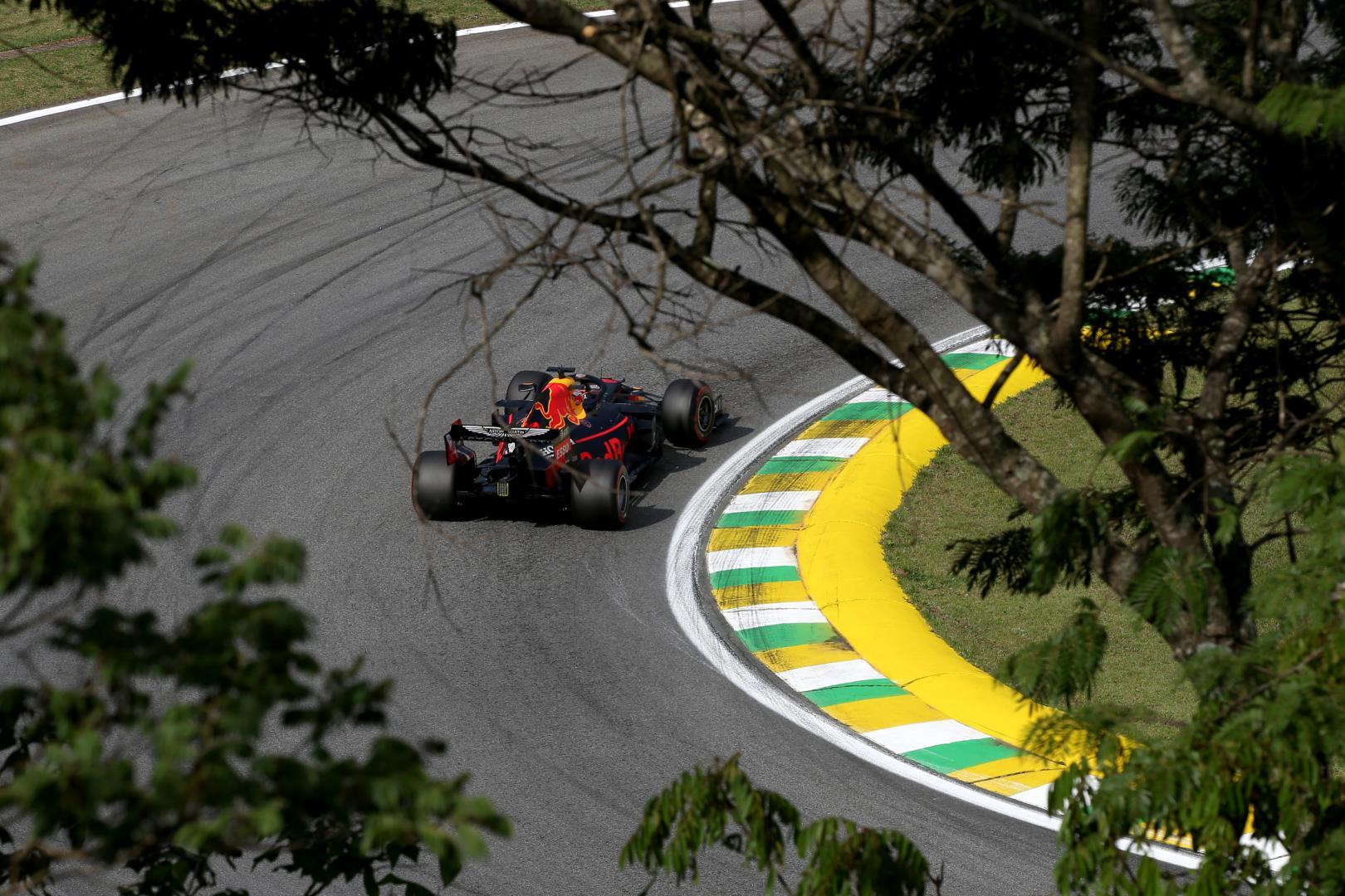 Uitslag van de GP van Brazilië 2019