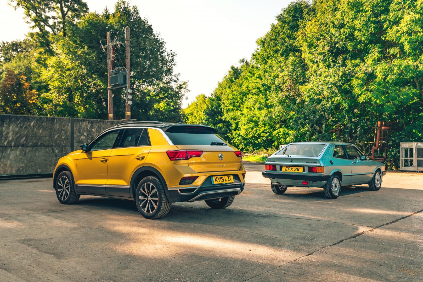VW-Golf derivaten