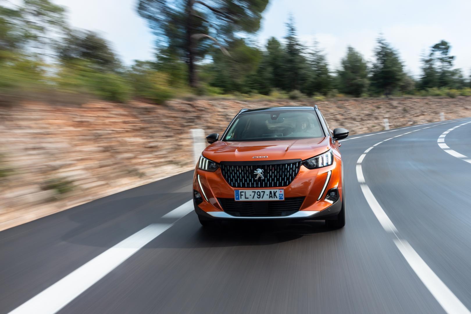 Peugeot 2008 1e rij-indruk 2020