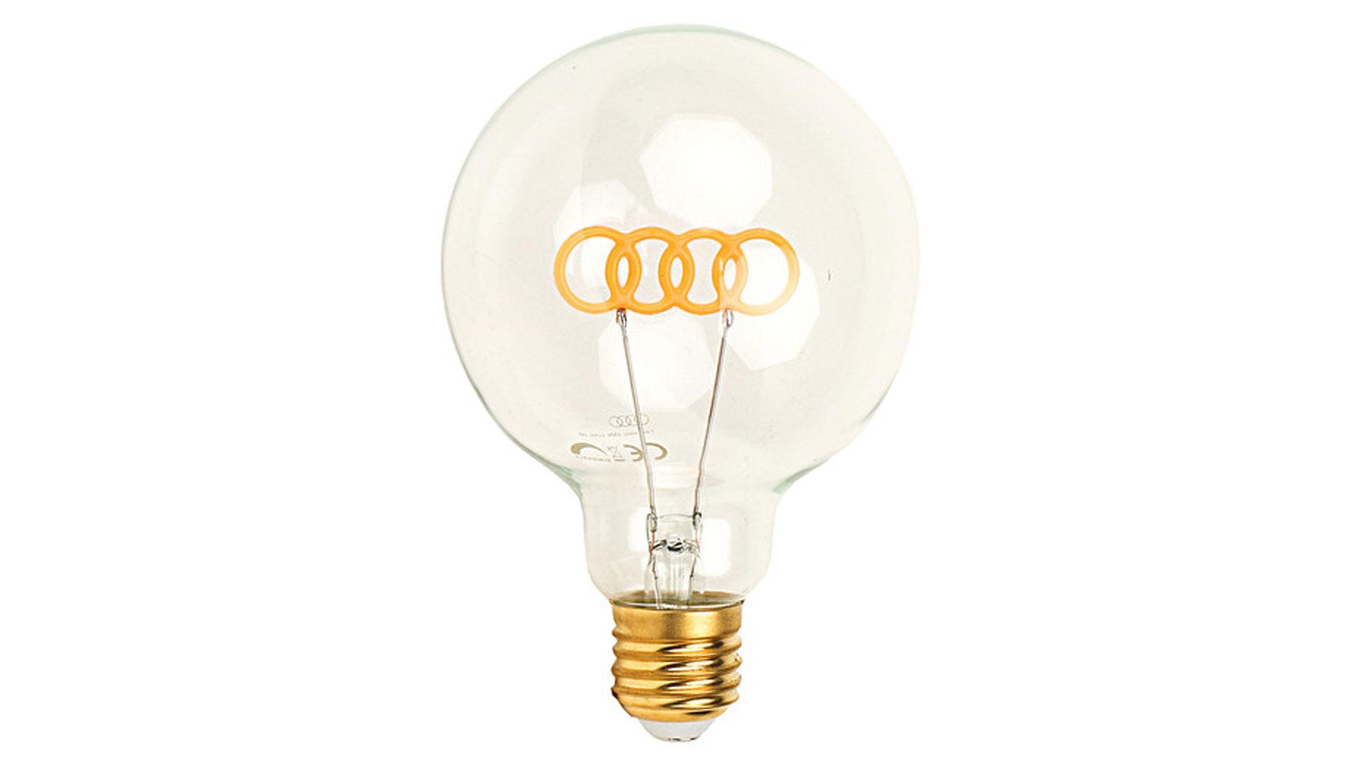 Audi-Lamp