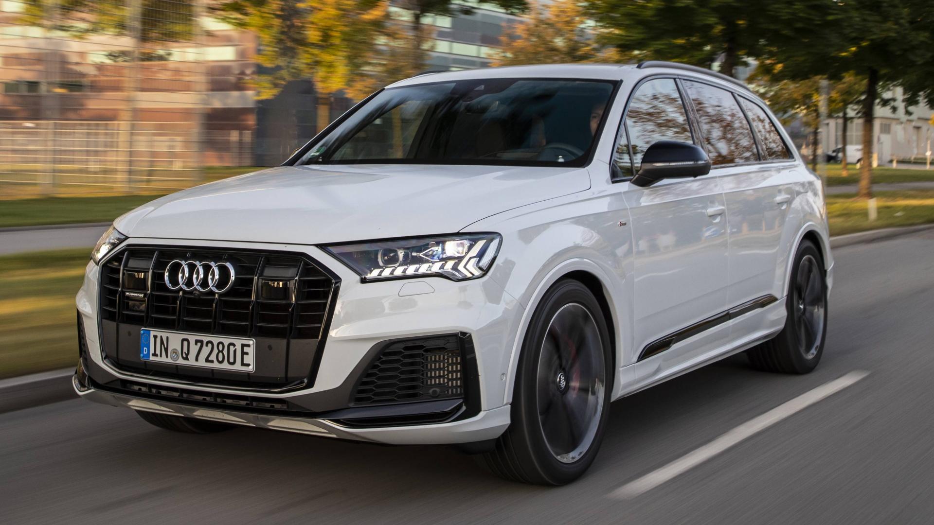 Audi Q7 TFSI e