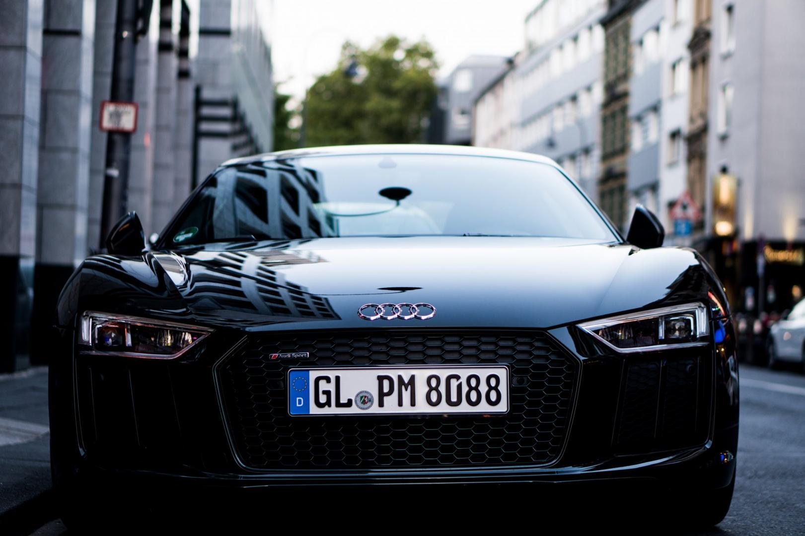 Audi R8 V10 Duitsland
