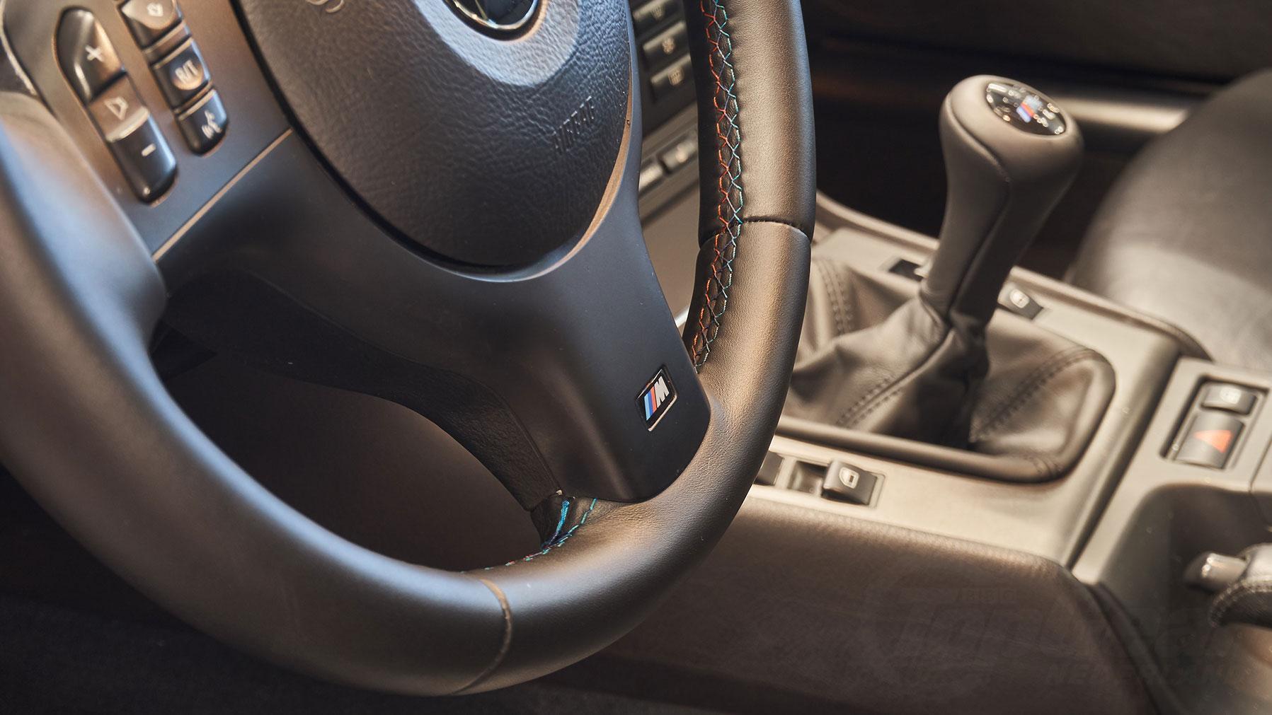 Handbak stuur M3