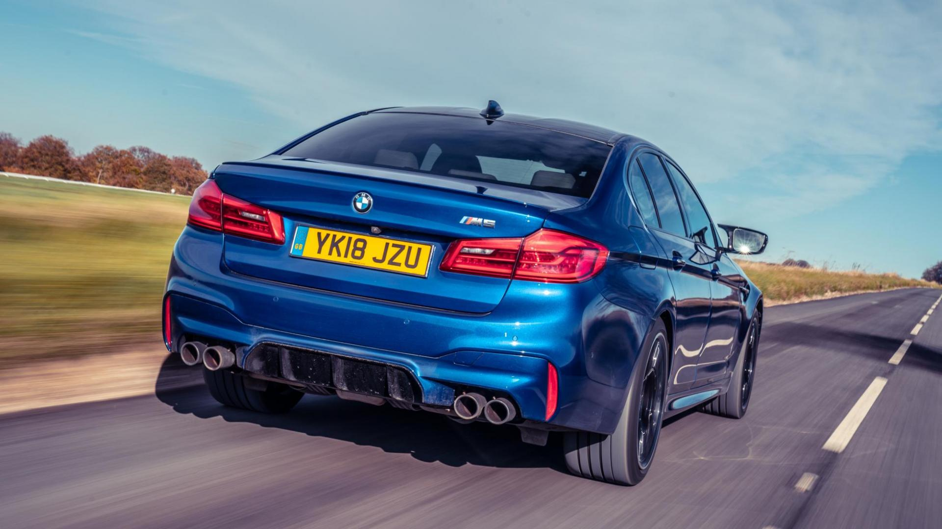 BMW M5 N-weg
